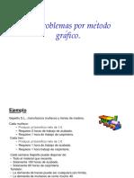 1.3 Problemas por método gráfico- Ejemplo Completo Gepetto