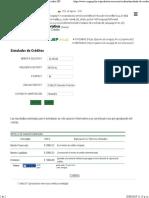 Simulador de Créditos - Cooperativa de Ahorro y Crédito JEP