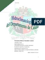 Hidroclimatologia del departamento de Caldas