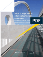 EY What Europe Has to Offer Biotechnology Companies (1)