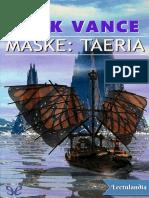 Maske Taeria - Jack Vance