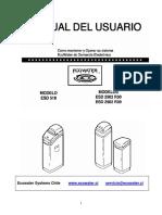 Manual Esd2502 06