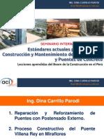 Dina Carrillo - Seminario ACIPERU Dic 2015