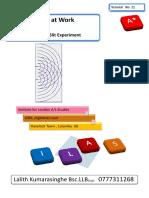Double Slit Experiment Edexcel Student Copy New Cover