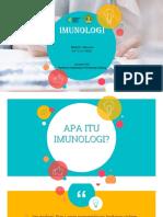 PPT Pengantar Imunologi