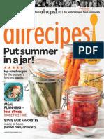 Allrecipes - September 2014 USA