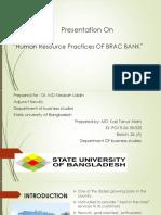 Presentation On