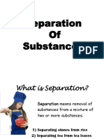 Separation of Substances1