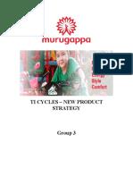 21038445 Strategic Analysis of Ti Cycles India