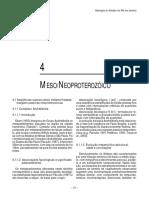 Meso Neoproterozóico