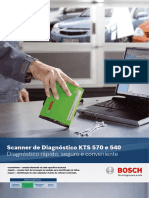 Catalago scanner kts da Bosch