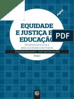 Equidade e Justiça em Educação