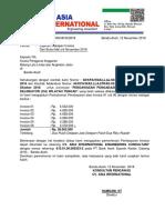 Laporan Rekap Invoice