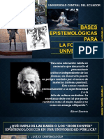 Bases Epistemológicas Fabián Carrión Jaramillo
