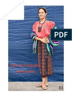 Trajes Tipicos de Los Diferentes Departamentos de El Salvador