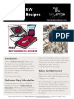 Free b w Darkroom Recipes 1 1