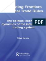 Nitya Nanda - Expanding Frontiers of Global Trade Rules_ The Political Economy Dynamics of the International Trading System (Routledge Studies in the Modern World Economy) (2008).pdf
