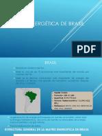 Matriz Energetica Brasil