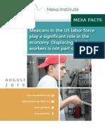 August Bulletin From Mexa Institute