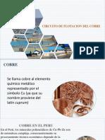 Diapositiva de Produccion Ciercuto de Flotacion Final de Fianal