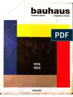 Bauhaus_ 1919-1933. Bauhaus