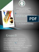 OSTEOPOROSE - prevenção