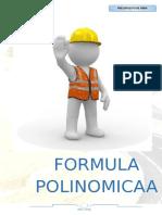 Formula Pol. y Cronograma