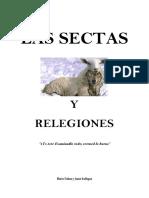 LAS SECTAS Escuela Bíblica 2019