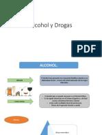 ppt drogas y alcohol
