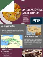 Civilización de Çatal Oficial