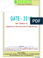 Gate 2016 Ce Set1
