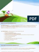evaluaciòn ambiental