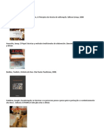 Referências Bibliográficas Encadernação_Sesc Pompéia