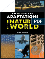 Adaptations in the Natural World