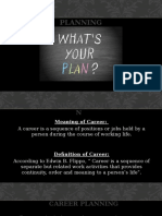 CAREER edit   PLANNING.pptx