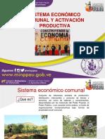 3. Economía Comunal.