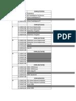 Jadwal Matrikulasi 2018 2019 Kelas Kerjasama Rssa