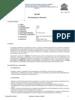 SILABO -17310 Micro Alimentos