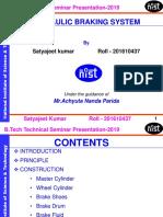 Hydraulic braking System.ppt