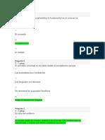 Examen Parcial - Semana 4 Introducción a La Epistemología