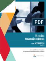 Manual de Prevención de Delitos Grupo Antofagasta PLC Mayo - 2019