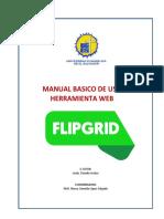Manual de Uso - Flipgrid