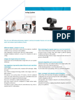 Huawei Videoconferencing HD Endpoint TE20 Datasheet.pdf