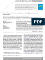 Chemical properties of anaerobic digestates affecting C and N dynamics in amended soils