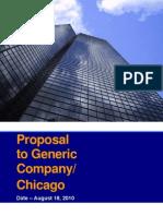 Generic Company Proposal
