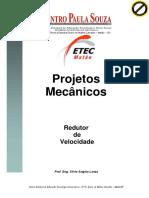 Projetos mecânicos