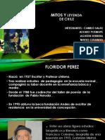 Mitos y Leyenda de Chile