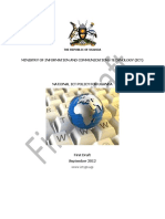 National ICT Policy for Uganda 2012