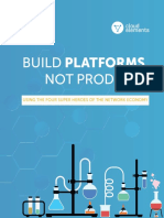 Build Platforms Not Products eBook Source