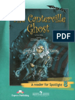 The Canterville Ghost Reader for Spotlight 8
